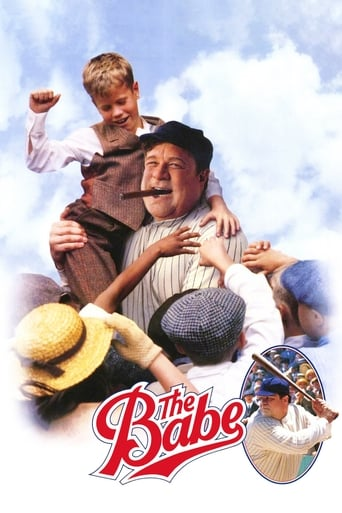 Poster of The Babe - La leggenda