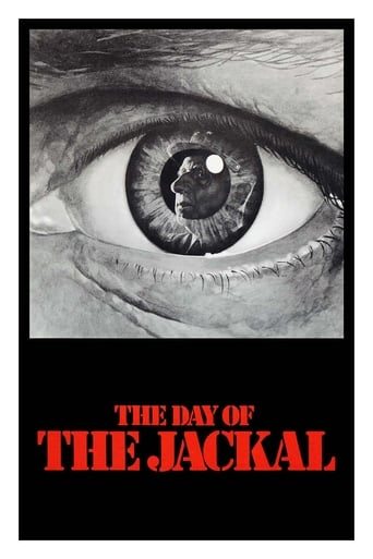 Poster of The Day of the Jackal
