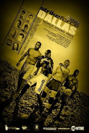 Strikeforce World Grand Prix Quarter-Finals: Overeem vs. Werdum