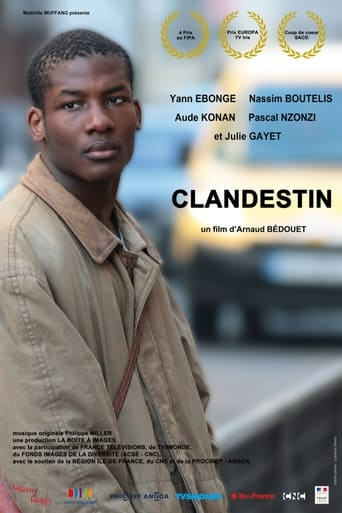 Poster of Clandestin