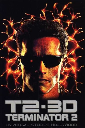 Poster of T2 3-D: Battle Across Time