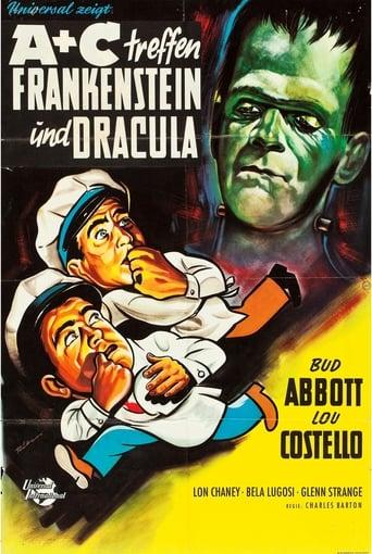Poster of Abbott und Costello treffen Frankenstein