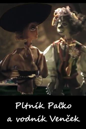 Poster of Pltník Paľko a vodník Venček