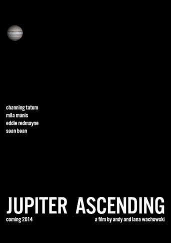 Jupiter Ascending - filmaffisch