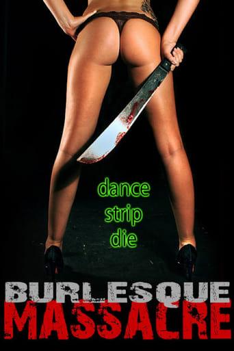 Poster of Burlesque Massacre