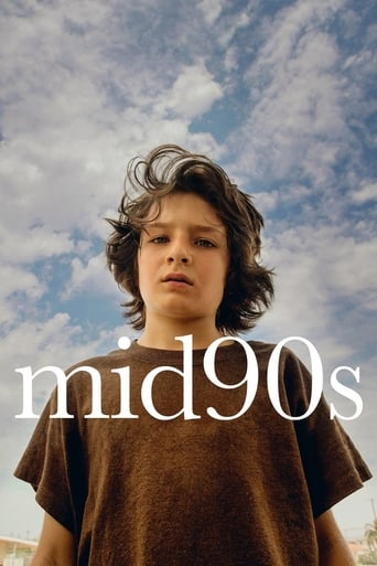 Poster of Mid90s