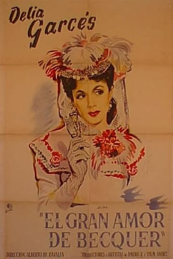 Poster of El gran amor de Bécquer