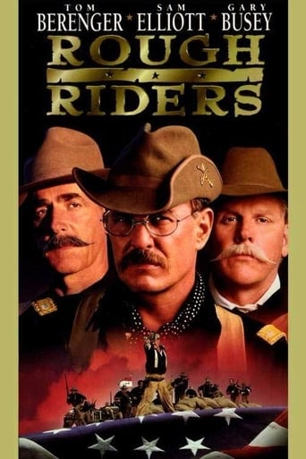 Poster of Rough Riders