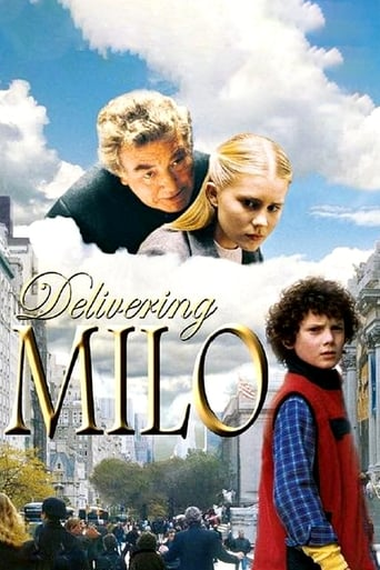Poster of Delivering Milo
