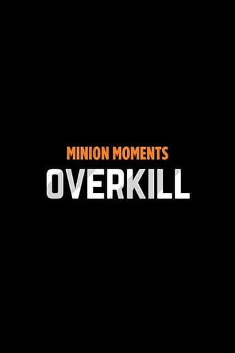 Minion Moments: Overkill poster