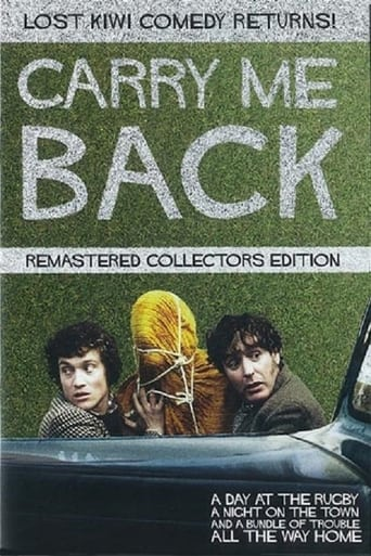 Poster of Carry Me Back