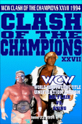 WCW Clash of The Champions XXVII