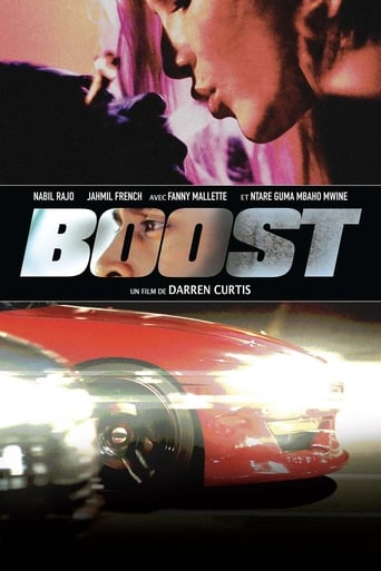 Poster of Boost