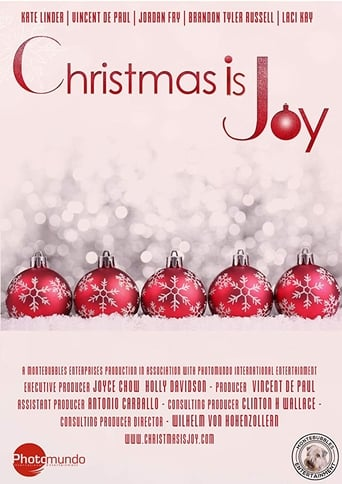 Poster of Christmas Is Joy