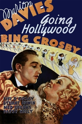 Poster of Going Hollywood