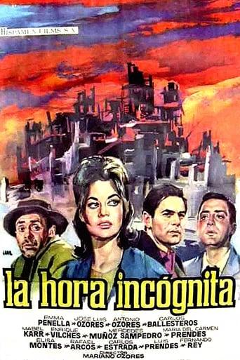 Poster of La hora incógnita