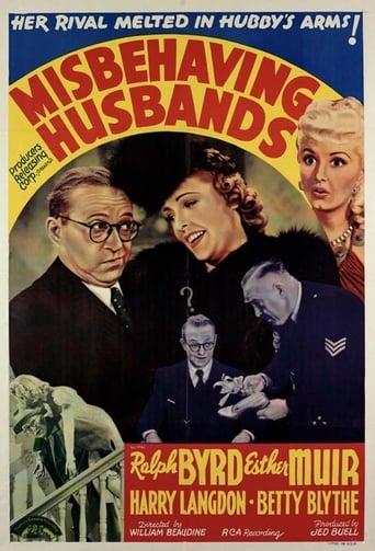 Poster of Misbehaving Husbands