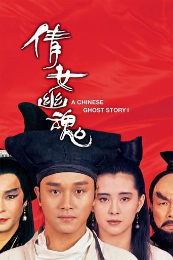 Poster of A Chinese Ghost Story