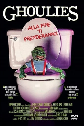 Poster of Ghoulies