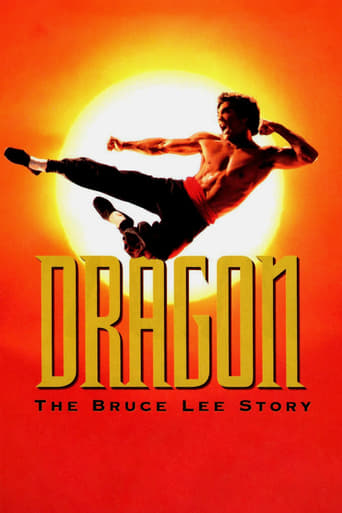 Poster of Dragon: The Bruce Lee Story