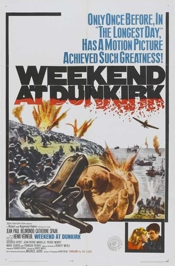 Poster of Weekend at Dunkirk