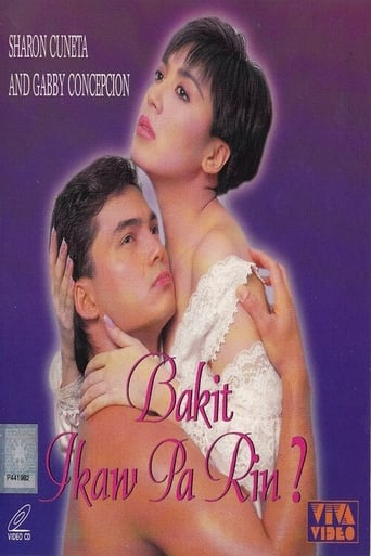 Poster of Bakit Ikaw Pa Rin?