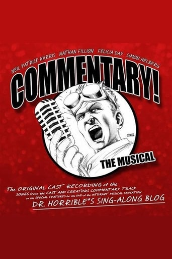 Poster of Commentary! The Musical
