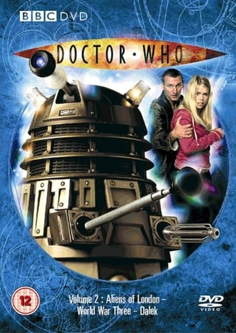 Poster of Doctor Who: World War Three