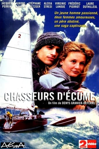 Poster of Chasseurs d'écume