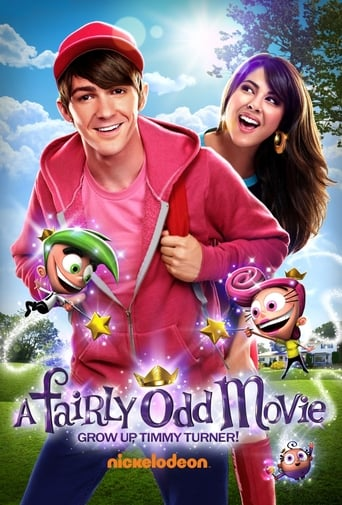 Poster of A Fairly Odd Movie: Grow Up, Timmy Turner!