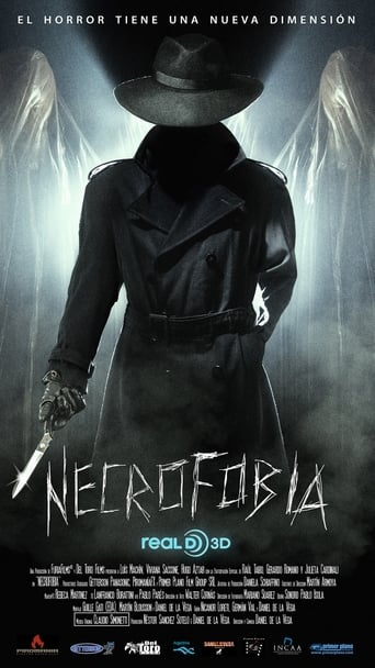 Poster of Necrophobia 3D