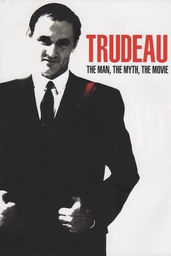Poster of Trudeau