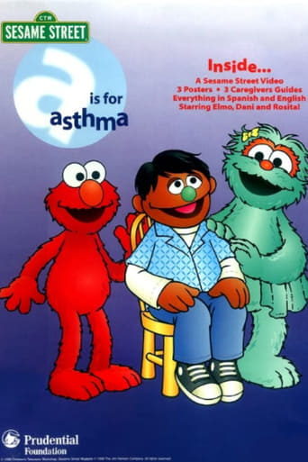 Sesame Street 'A Is for Asthma'