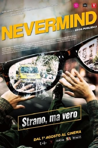 Poster of Nevermind