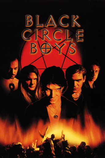Poster of Black Circle Boys