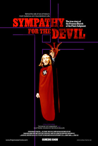 Poster of Sympathy For The Devil: The True Story of The Process Church of the Final Judgement