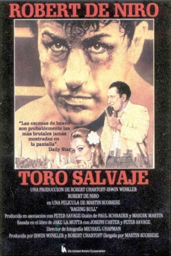 Poster of Toro salvaje