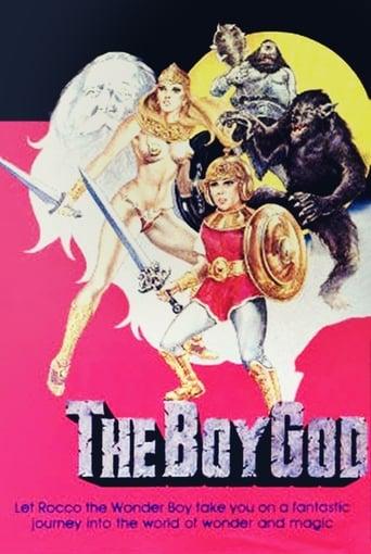 Poster of Rocco, ang batang bato