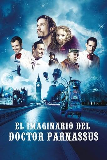 Poster of El imaginario del doctor Parnassus
