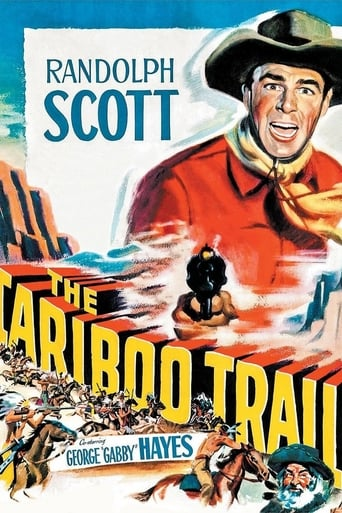 Poster of The Cariboo Trail