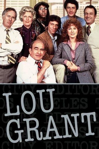 Poster of Lou Grant