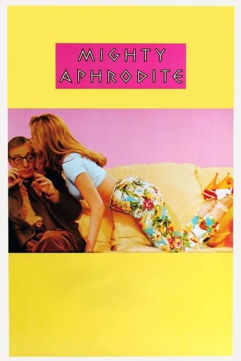 Poster of Mighty Aphrodite