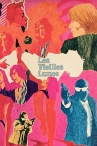 Poster of Les vieilles lunes