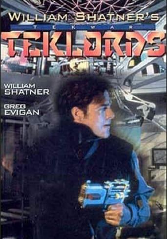 Poster of TekWar: TekLords
