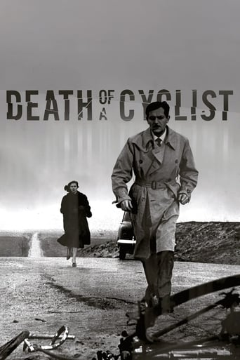 Poster of Death of a Cyclist