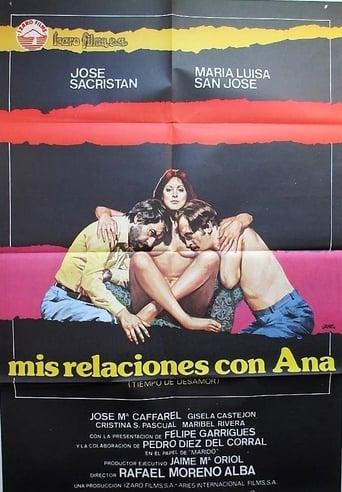 Poster of Mis relaciones con Ana