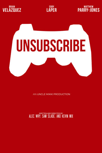 Poster of Unsubscribe