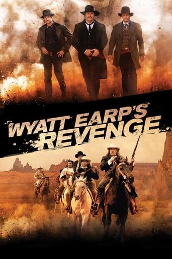 Filmplakat von The First Ride of Wyatt Earp