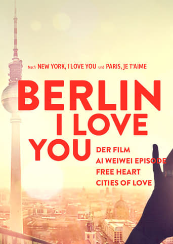 Poster of Berlin, I Love You