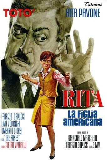 Poster of Rita, la figlia americana